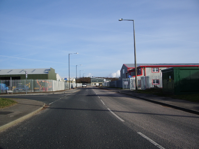 Field Road, Heysham
