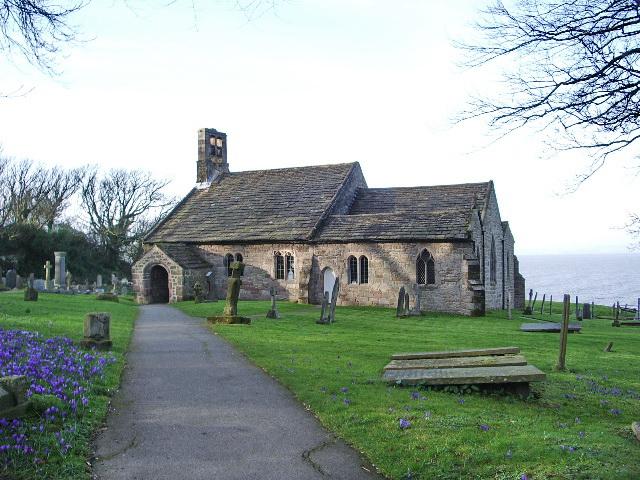 Parish Church of St Peters, Heysham