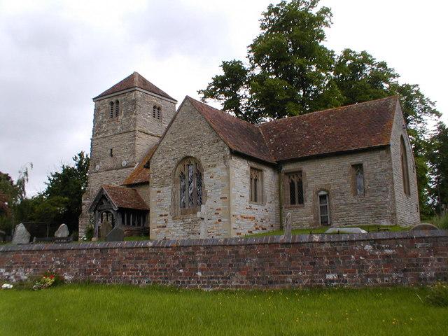 Oddingley Church