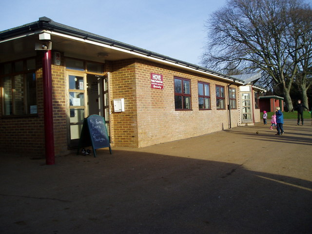 Entrance to Hove RFC Club House