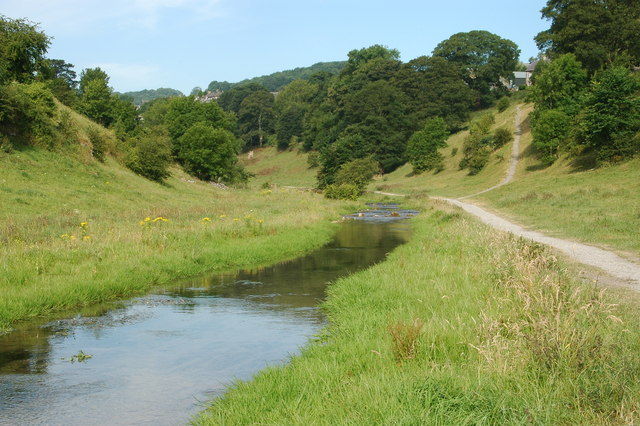 Bradford Dale at Youlgreave