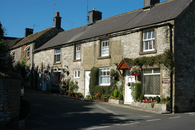 Cottages at Youlgreave
