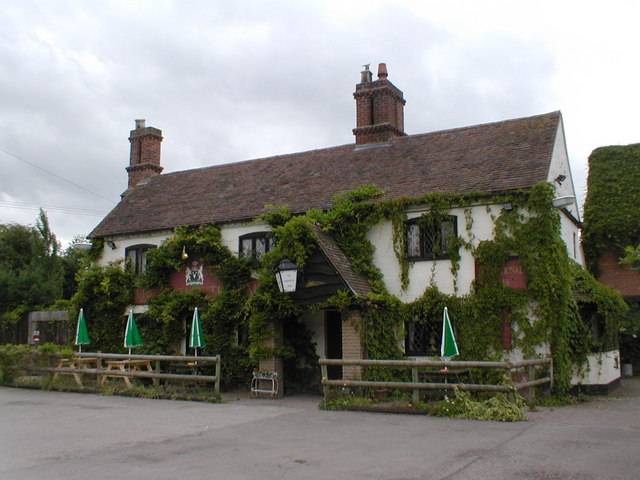 The Dartmouth Arms at Burnhill Green