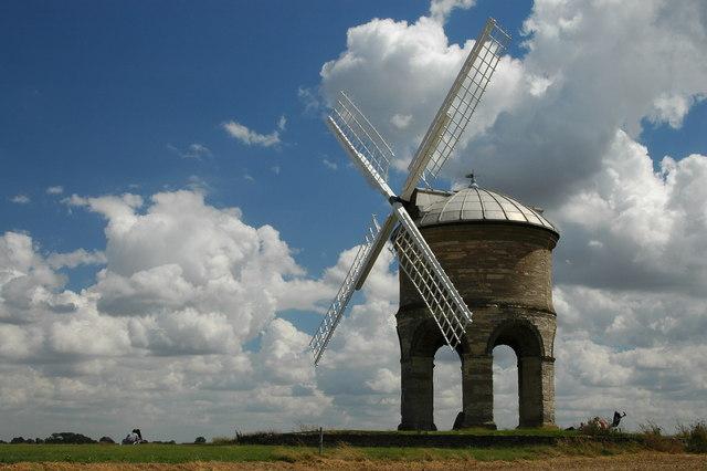 High Summer at Chesterton Mill