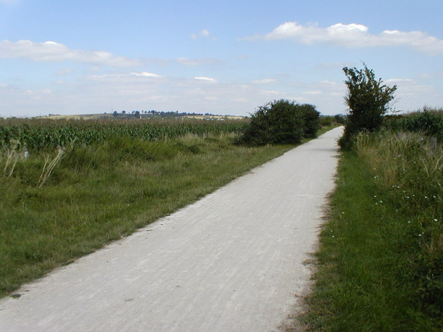 Is it 'The Greenway' or 'The Monarch's Way'?