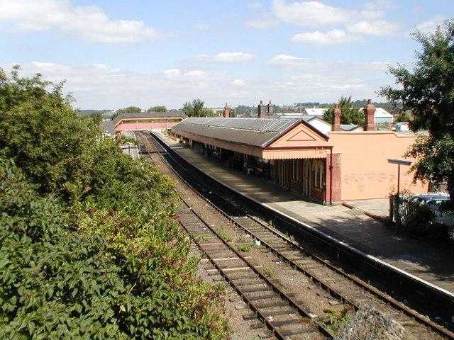 Stratford-upon-Avon railway station