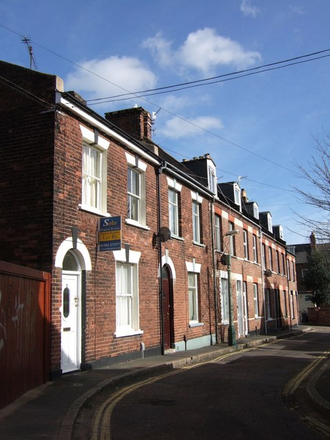 Old Park Road, Exeter