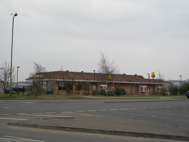 Fast Food Outlet, Anthony's Way, Frindsbury