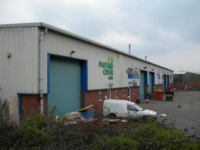 Industrial Units off Maritime Close, Frindsbury