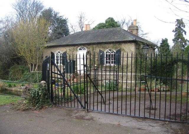 Botanic Gardens cottage