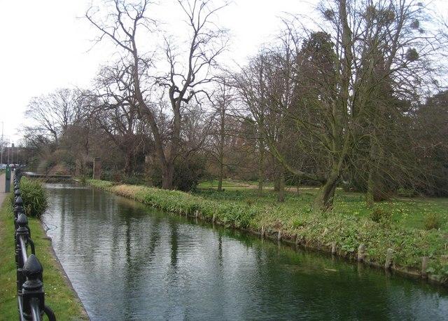 Hobson's Brook & Botanic Garden