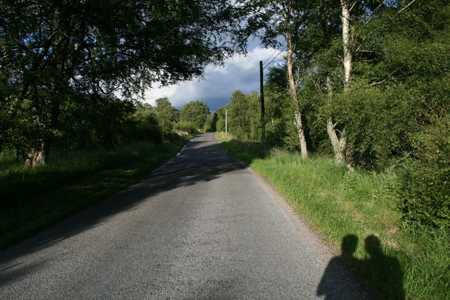 Road, Glen Errochty