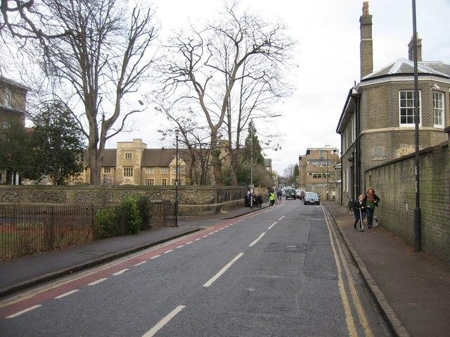 Bateman Street