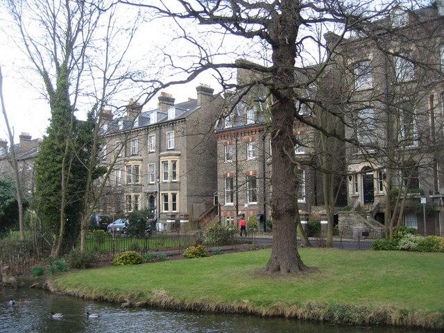 Brookside & Hobson's Brook