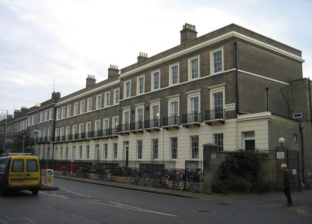 Scroope Terrace