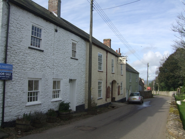 Old Inn, Hawkchurch