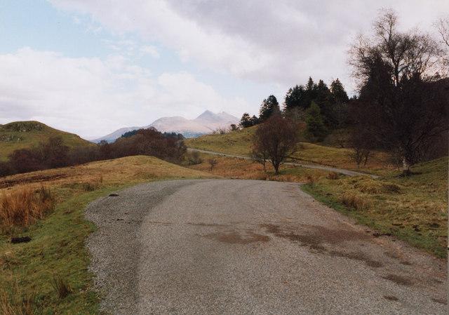 Glen Lonan road