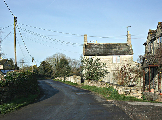 2008 : Greenhill south west of Corsham