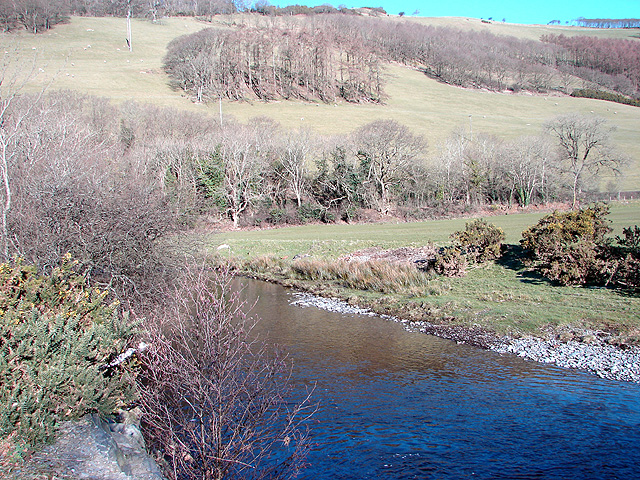 Beside the Rheidol