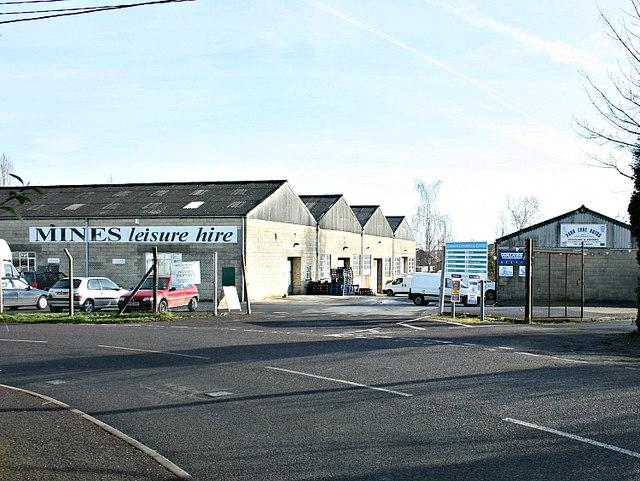2008 : Corsham Commercial Centre