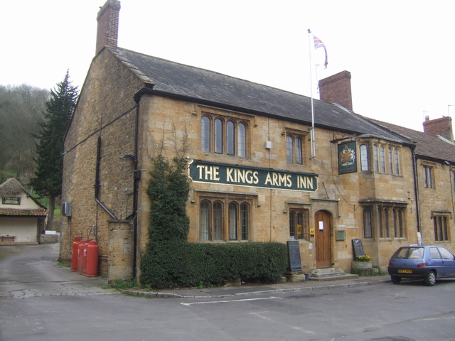 King's Arms, Montacute