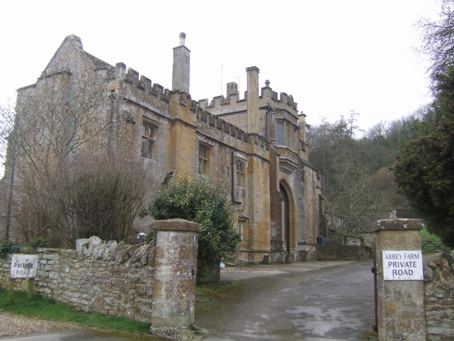 Abbey Farm, Montacute