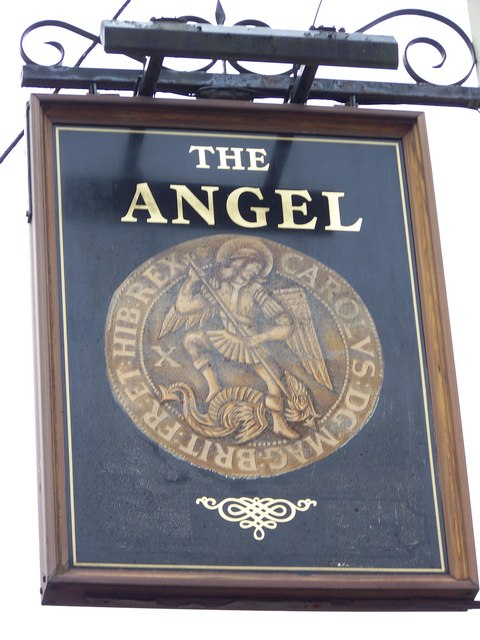 Sign for the Angel, Beverley