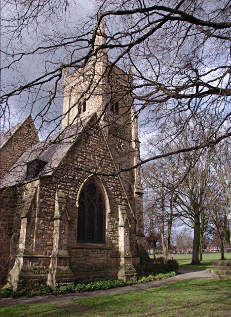 St Paul's Church, Chester Green