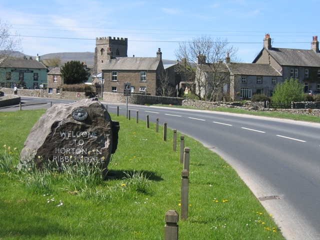 Welcome to Horton in Ribblesdale