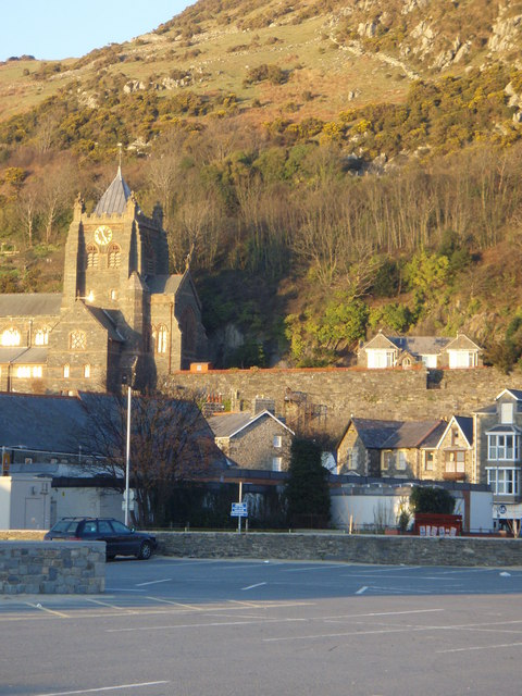 St. Johns from the seafront