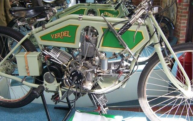 Sammy Miller Motorcycle Museum 2