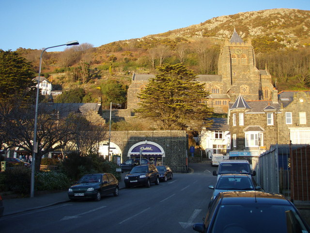 St. John's Church from Station Rd.