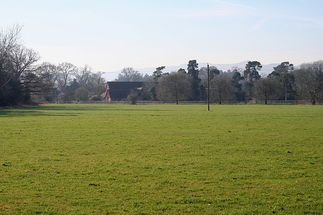 Pasture, Gilberts End