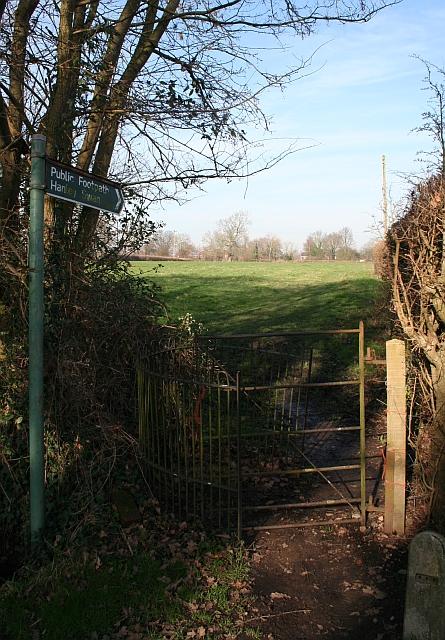 Kissing Gate, Gilberts End