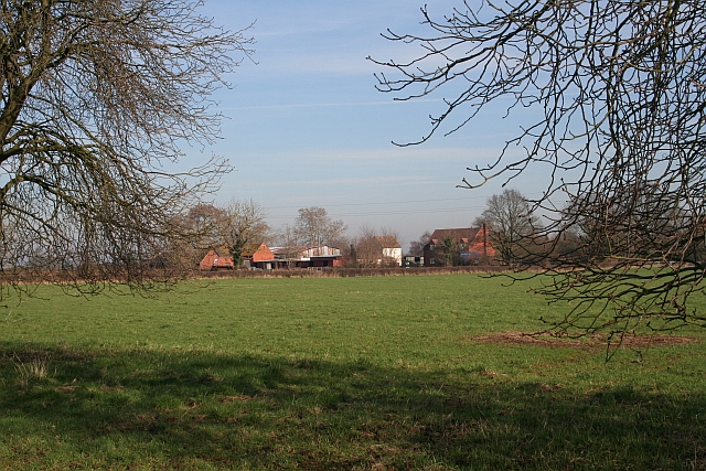 Farm, Gilberts End