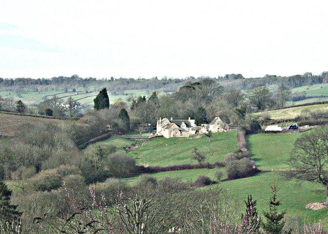 2008 : Slade's Farm, north of Box