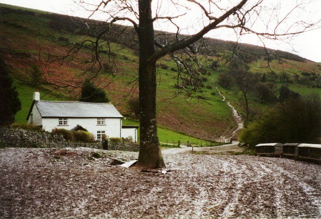 Muddy Brynorgan