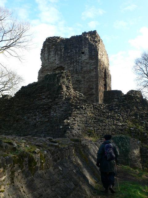 Welsh Tower, Ewloe Castle