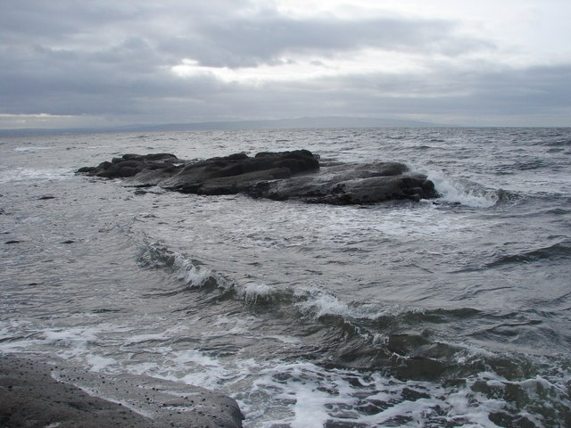 Rocks at Port Ronnald