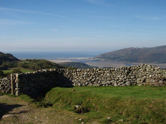 Barmouth from Arthog