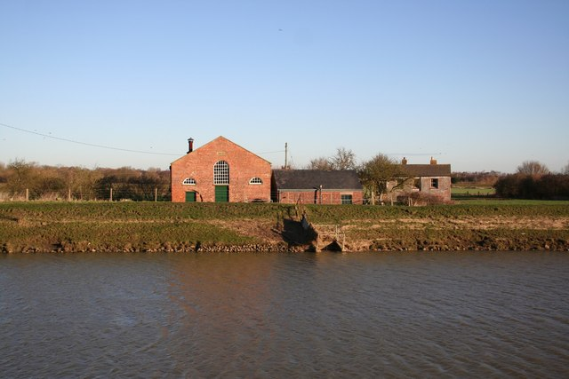 Dogdyke Pumping Station