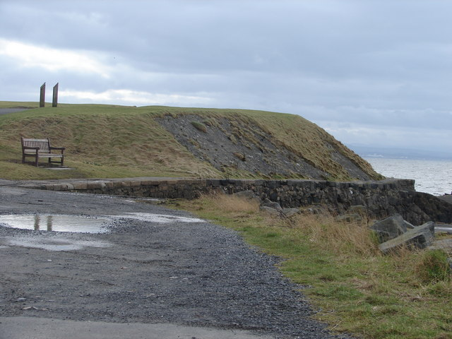 North End of Ballast Bank