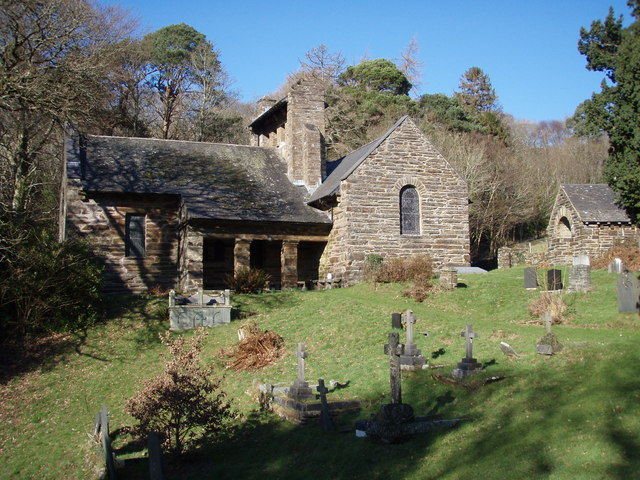 St. Philips, nr to Bontddu.