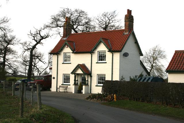 The Gardner's Cottage, Scorborough