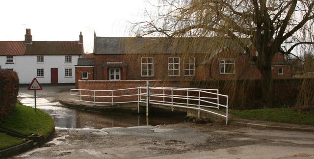 A Ford in Lockington