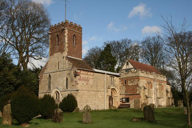 St Mary's Church, Lockington