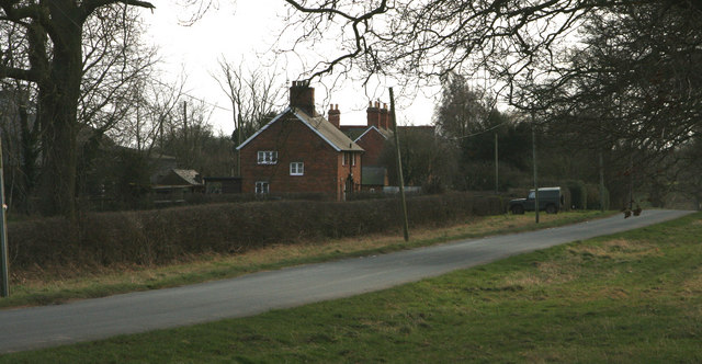 Grange Cottages near Lockington