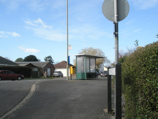 Junction of Northwood Lane and Havant Road