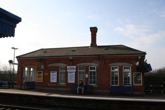 Platform 3