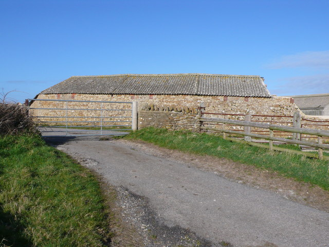 Higher Barns near Abbotsbury